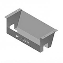 Лоток Mini A-3 подстольный для розеточных блоков и проводки