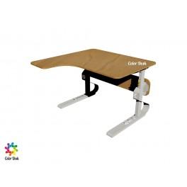 Стол письменный C-Desk A-1010L угловой, регулируемый по высоте и ширине
