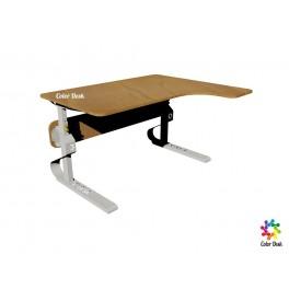 Стол письменный C-Desk A-1210R угловой, регулируемый по высоте и ширине