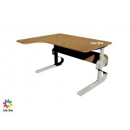 Стол письменный C-Desk A-1210L угловой, регулируемый по высоте и ширине