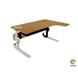 Стол письменный C-Desk A-1410R угловой, регулируемый по высоте и ширине