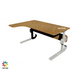 Стол письменный C-Desk A-1410L угловой, регулируемый по высоте и ширине