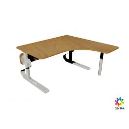 Стол письменный C-Desk A-1212R угловой, регулируемый по высоте и ширине