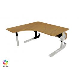 Стол письменный C-Desk A-1212L угловой, регулируемый по высоте и ширине