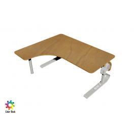 Стол письменный C-Desk A-1412L угловой, регулируемый по высоте и ширине