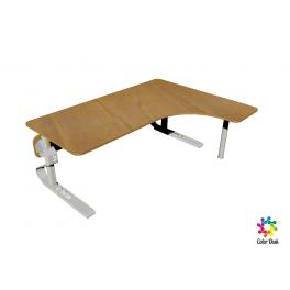 Стол письменный C-Desk A-1612R угловой, регулируемый по высоте и ширине