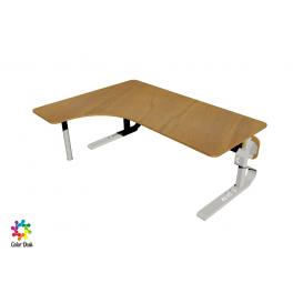 Стол письменный C-Desk A-1612L угловой, регулируемый по высоте и ширине