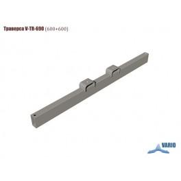 Траверса V-TR-690 металлокаркаса VARIO для сдвоенных столов