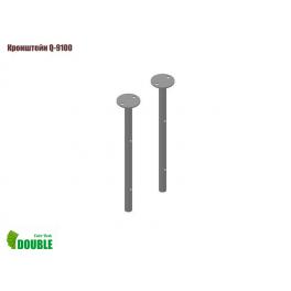Кронштейн Q-9100 для фронтальной панели стола
