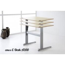 Стол письменный C-Desk A200 Automatic с электрической регулировкой высоты столешницы