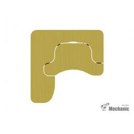 Столешница для рамы C-Desk Mechanic угловая