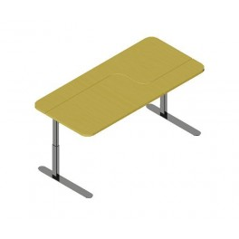 Стол-трансформер 1600 MECHANIC А-12 Desk Top-1-3L-1600