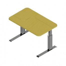 Стол-трансформер 1200 MECHANIC А-14 Desk Top-1-3R-1200