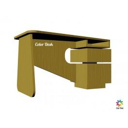 Необычный письменный стол C-Desk А-1009
